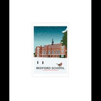 Bedford School Winter Portrait