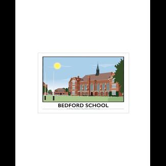 Bedford School Landscape