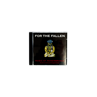 For the Fallen CD