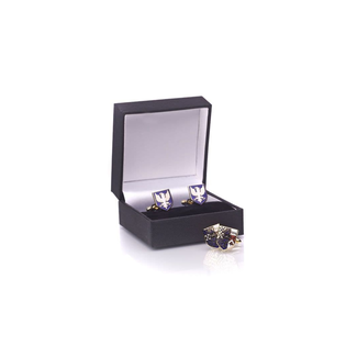 BS OB Cuff Links (Crested)