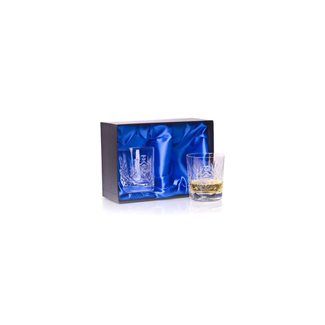OB Whiskey Glass Pair