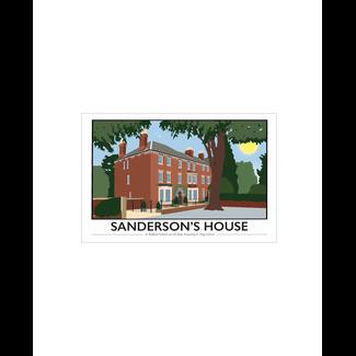 Bedford School Sandersons House Landscape