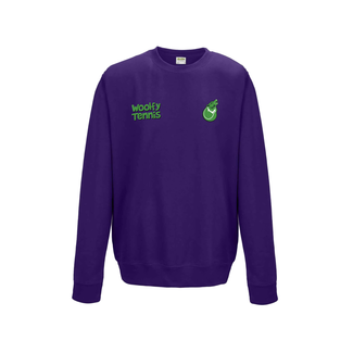 Woolfy Tennis Sweatshirt