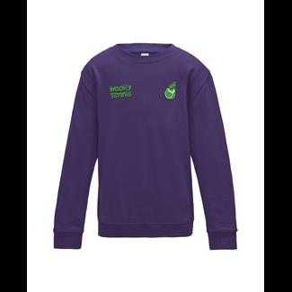 Woolfy Tennis Sweatshirt Junior