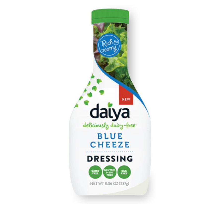 Dairy-Free Blue Cheeze Dressing  - Daiya - 6 x 237g  (ENG back-label)