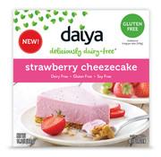 Daiya Strawberry Cheezecake - Daiya - 8 x 400g