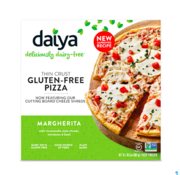 Daiya Margherita Pizza - Daiya -  8 x 462g
