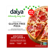Daiya Meatless Meat Lovers Pizza - Daiya - 8 x 542g