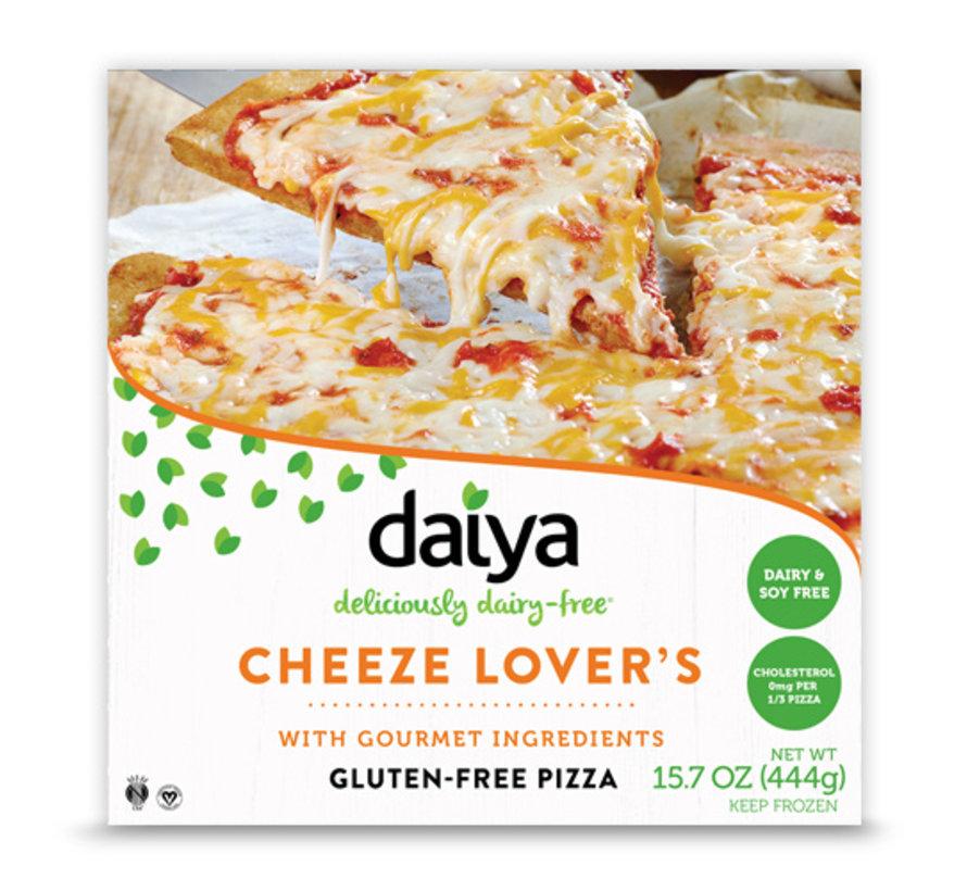 Cheeze Lover's Pizza - Daiya - 8 x 444g