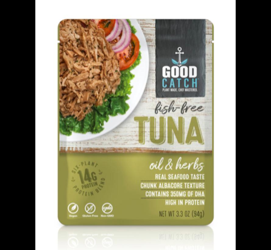 Tuna Oil & Herbs - Good Catch - 20 x 94g