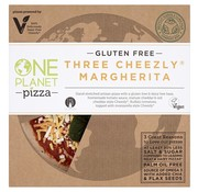One Planet Pizza Three Cheezly Margherita (Gluten Free) - One Planet Pizza- 10 x 415g