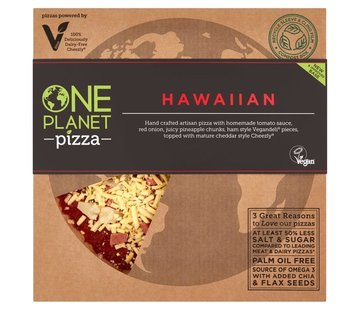 One Planet Pizza Hawaiian Pizza - One Planet Pizza - 10 x 458g