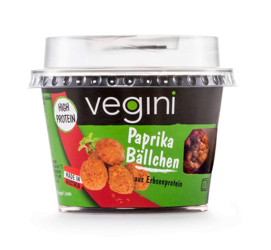 Snack Meatballs Paprika - Vegini - 4 x 135g