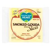 Follow Your Heart (FYH) Smoked Gouda Style Slices - FYH -  12 x 200g