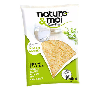 Nature&Moi Grated classic - Nature&Moi - 11 x 200g
