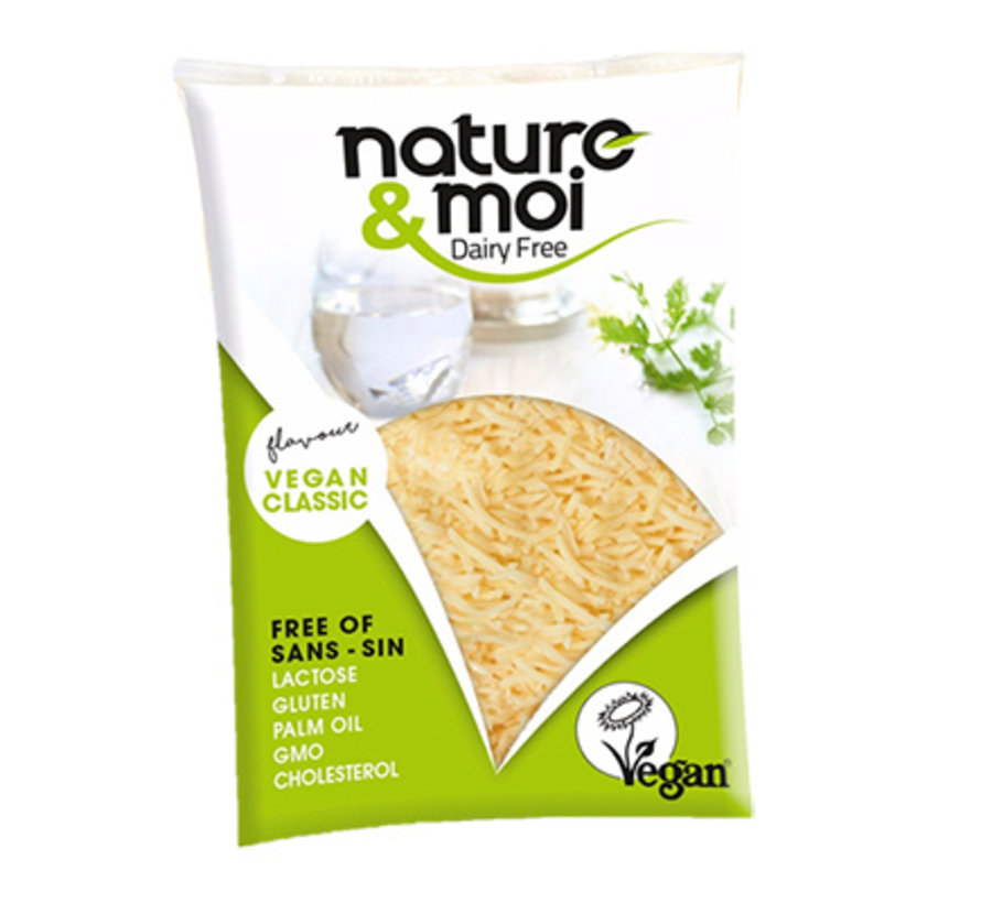 Grated classic - Nature&Moi - 11 x 200g