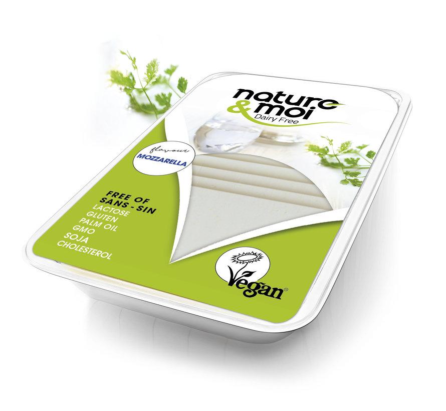 Slices mozzarella - Nature&Moi -  11 x 200g