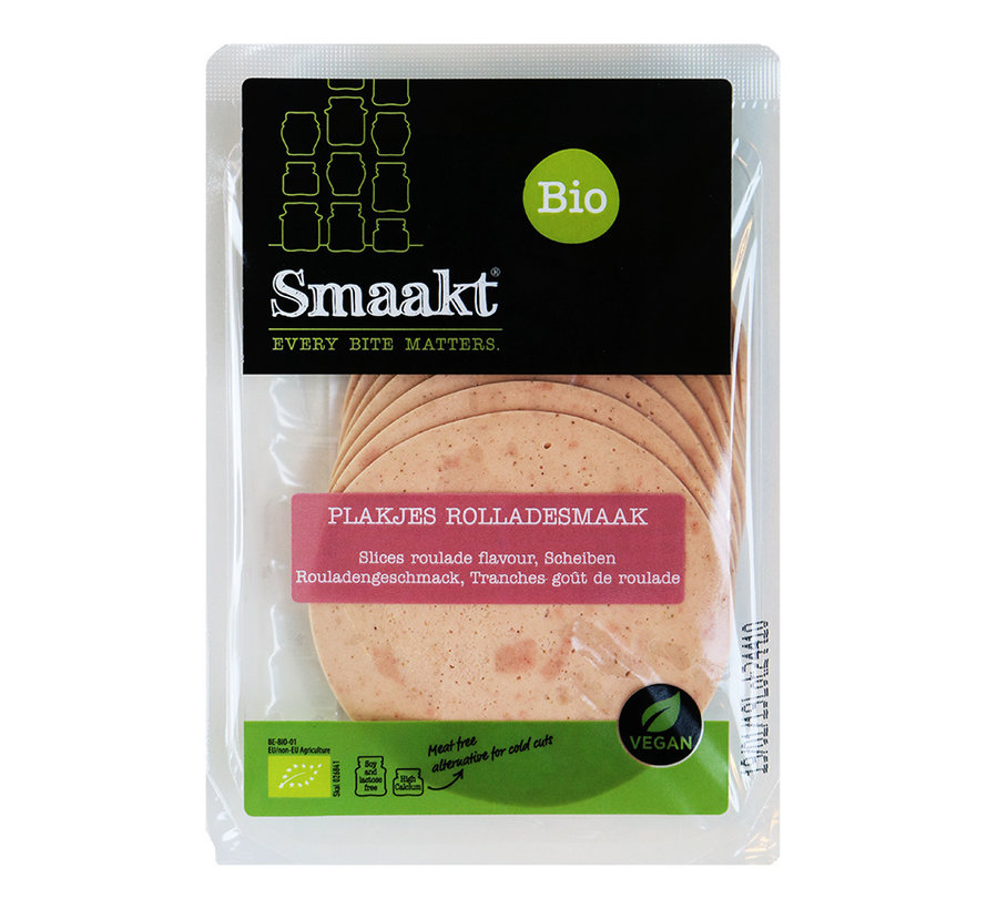Bread topping Roulade flavor - Smaakt - 4 x 100g