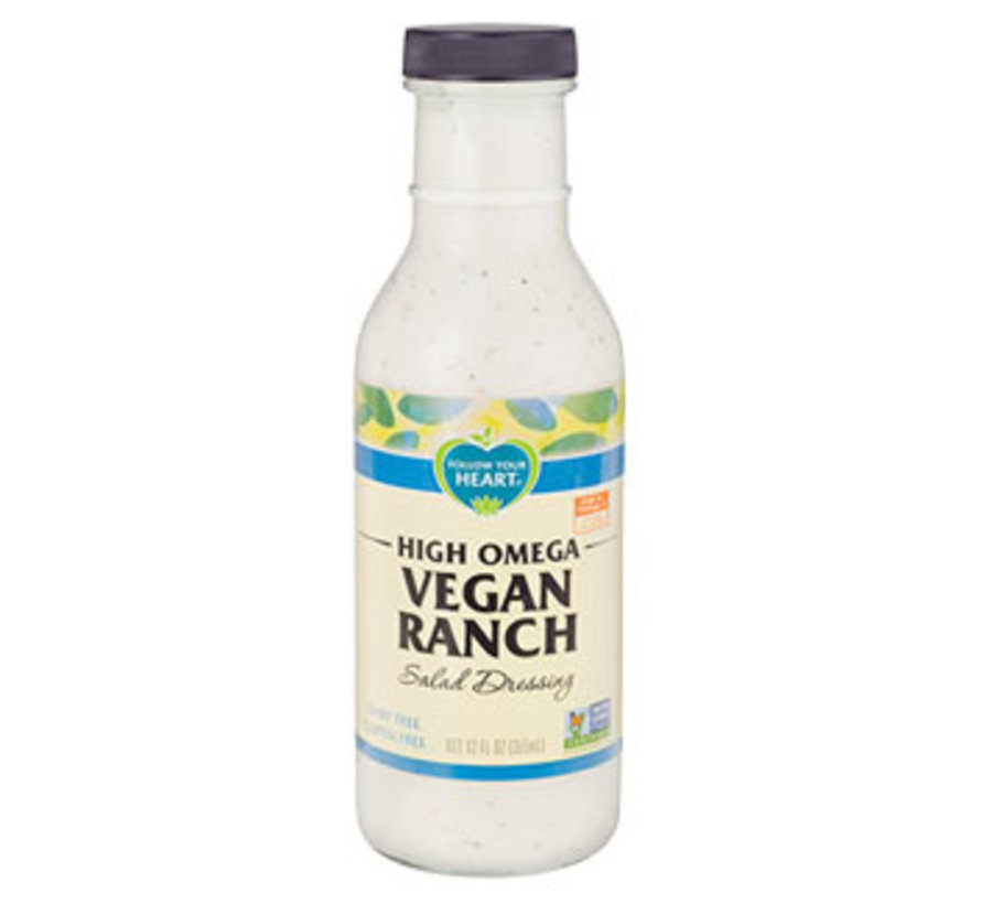 High Omega Vegan Ranch Dressing - FYH - 6 x 355ml