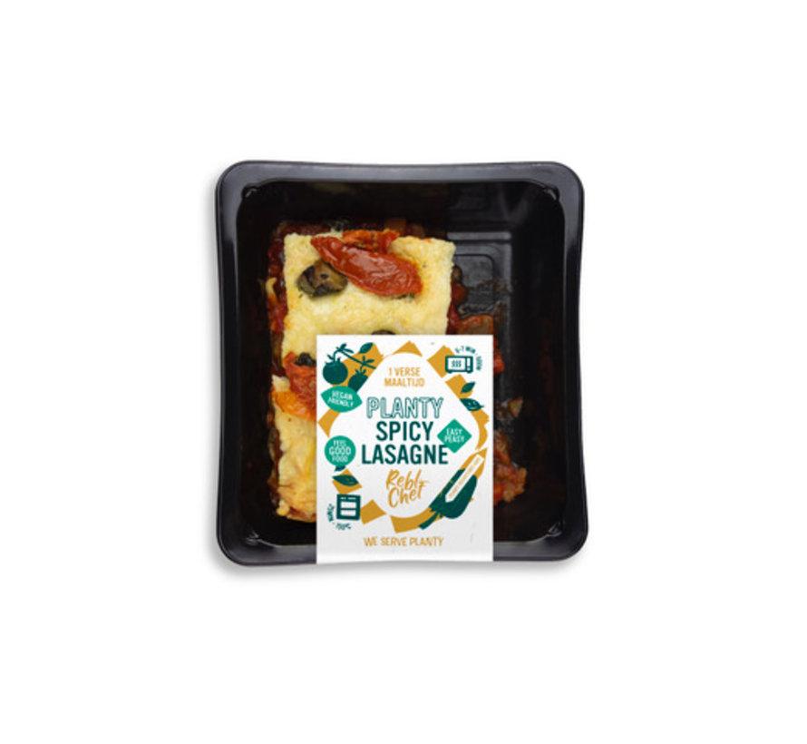 Spicey Lasagne - Rebl Chef - 2 x 375g