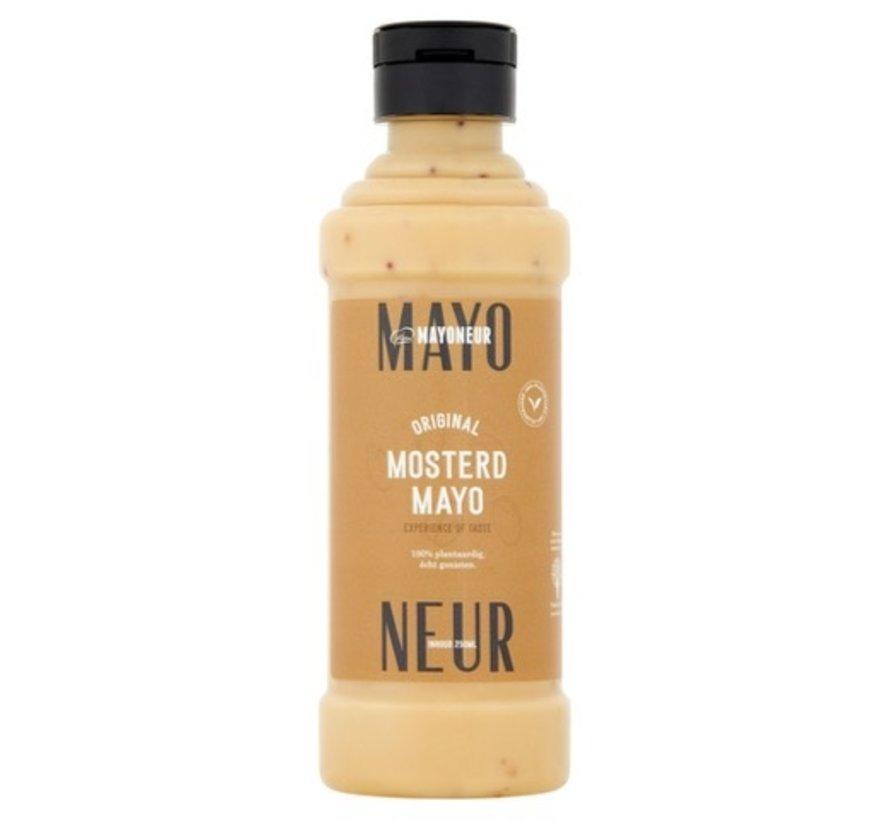 Mosterd Mayo - Mayoneur - 15 x 250ml