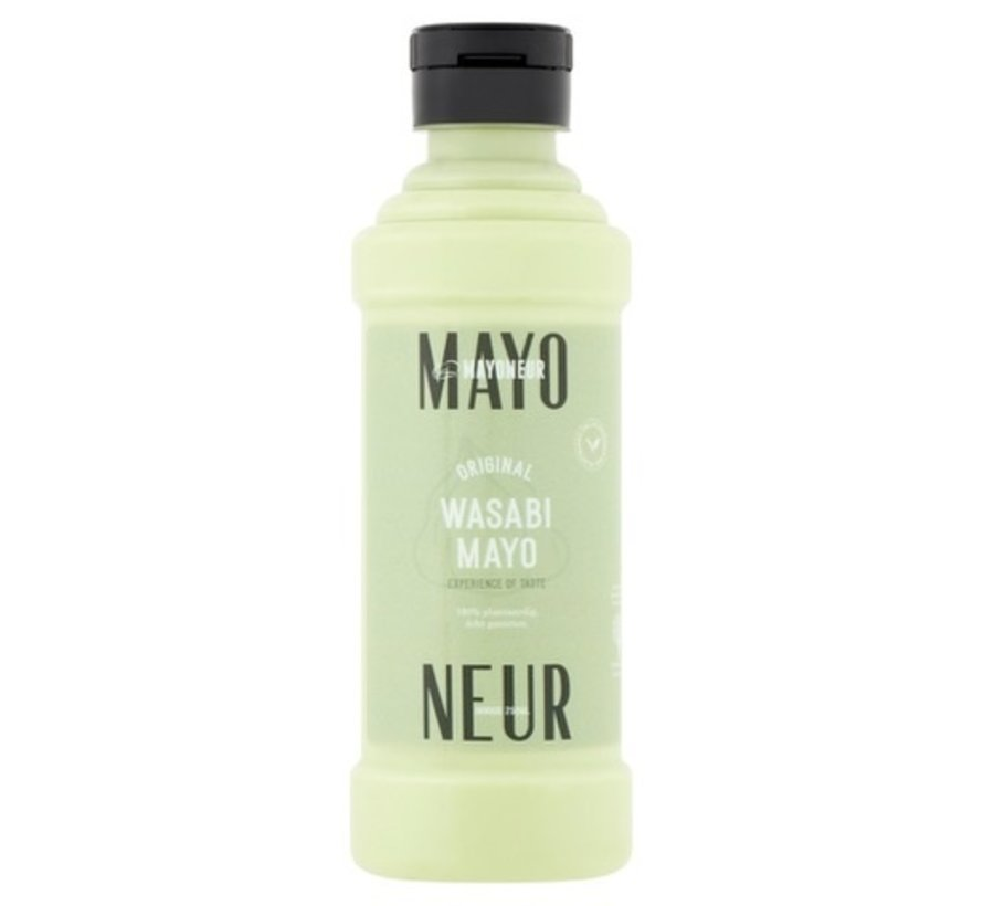 Wasabi Mayo - Mayoneur -  15 x 250ml