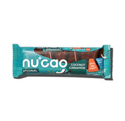the nu company Nu+cao Coconut Cinnamon - the nu company - 12 x 40g