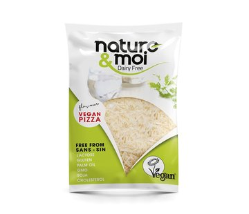 Nature&Moi Grated pizza - Nature&Moi - 11 x 200g