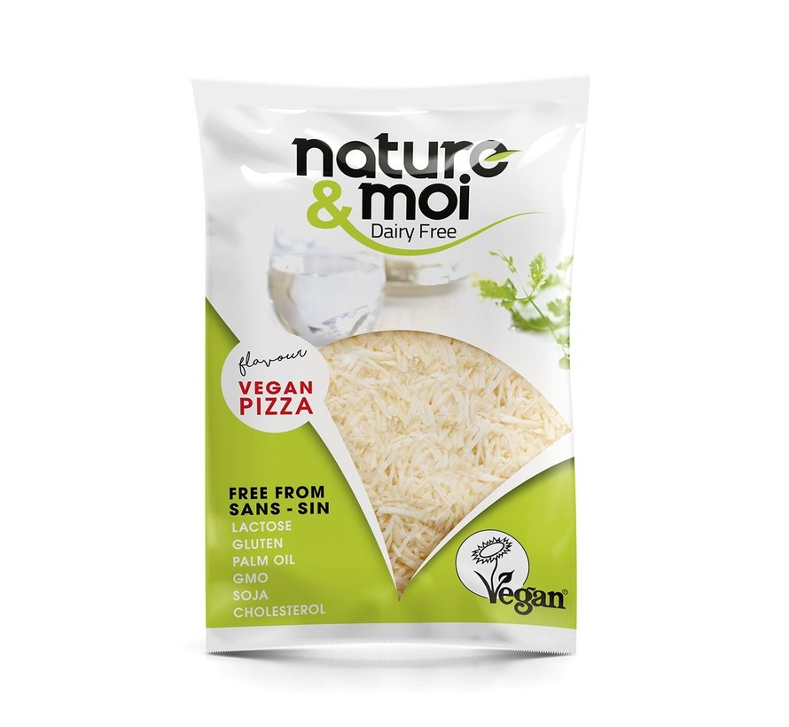 Grated pizza - Nature&Moi - 200g