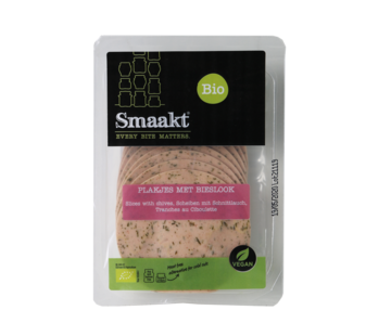 Smaakt Bread topping Chives flavor - Smaakt - 4 x 100g