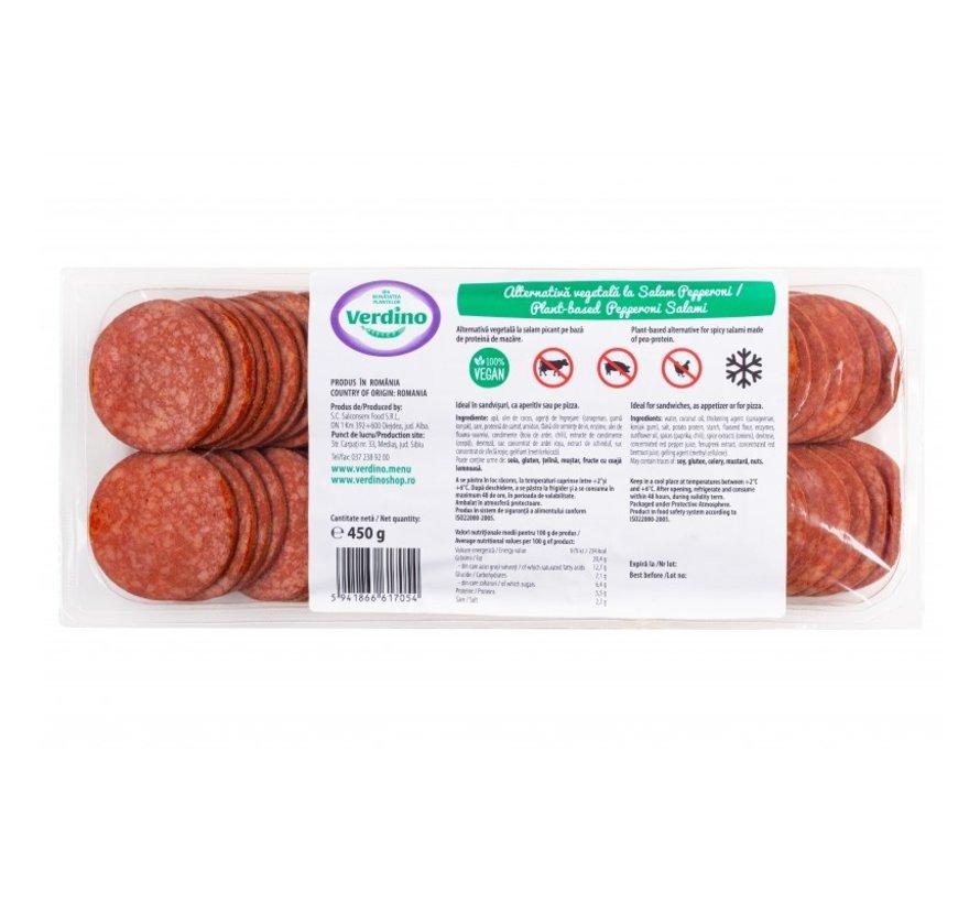 Pepperoni Salami - Verdino - 6 x 450 gram