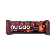 the nu company Nu+cao M!lk Creamy Noisette - the nu company - 12 x 40g