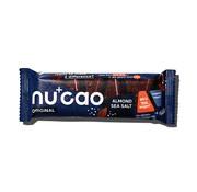 the nu company Nu+cao Almond Sea Salt - the nu company - 12 x 40g
