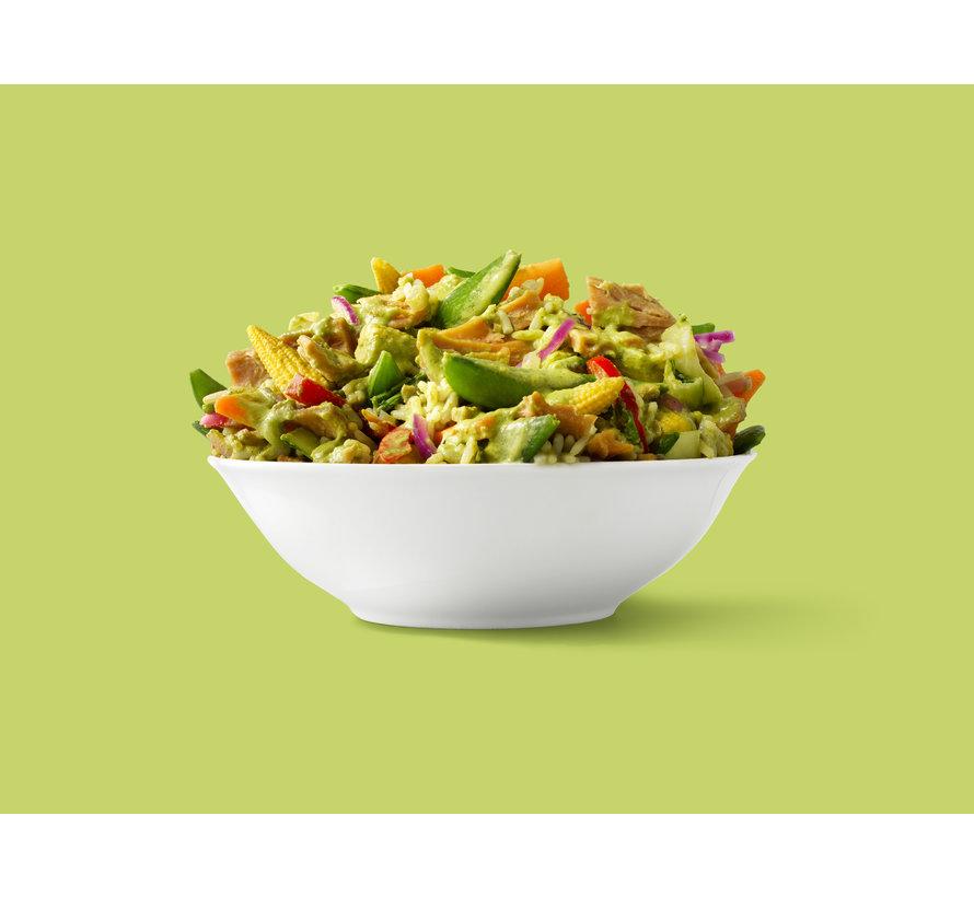 Thai Green Curry - Lazy Vegan - 8 x 400g