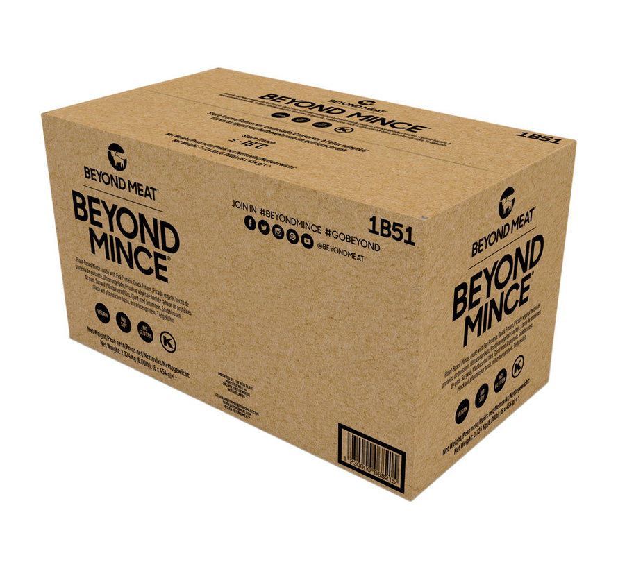 Beyond Mince 12 portions - 12 x 454g