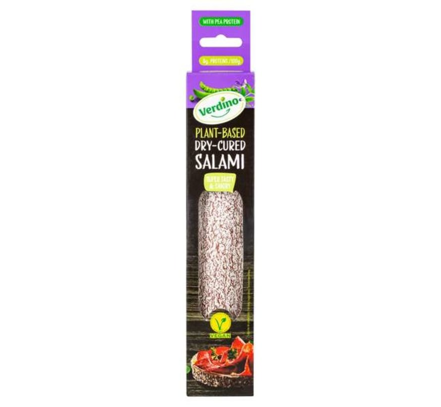 Dry Cured Salami - Verdino - 10 x 240g