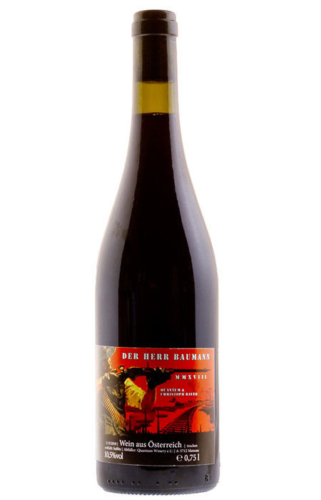 Quantum Winery Herr Baumann