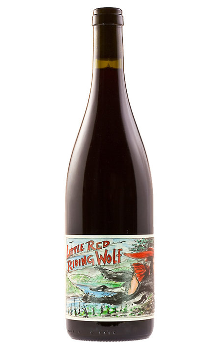 Jan Klein Little Red Riding Wolf