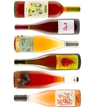 Natural Wine Collective SUMMER SPLASH ROSÉ BOX