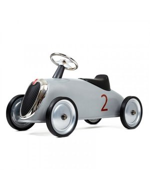 Baghera Rider Silver