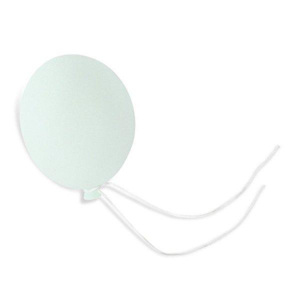 Lello kids Balloon wall tap light small baby green