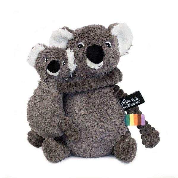 Les Déglingos Ptipotos de grijze koala