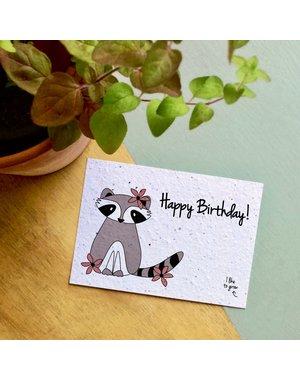 Bloom Happy birthday wasbeer