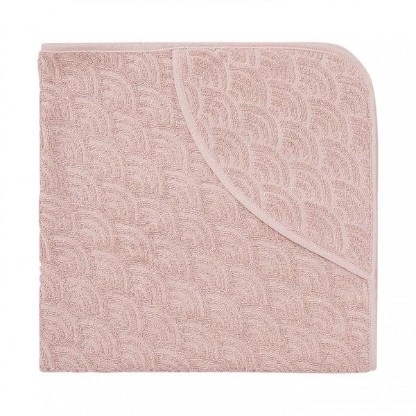 CamCam Copenhagen Badcape blossom pink