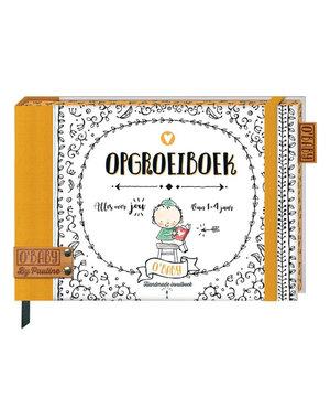 Imagebooks Factory O'Baby by Pauline - Opgroeiboek