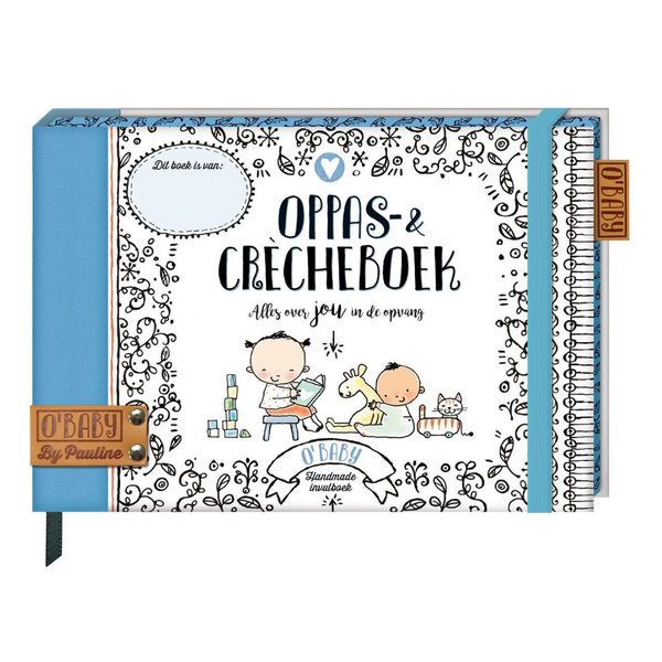 Imagebooks Factory O'Baby by Pauline - Oppas en Crecheboek