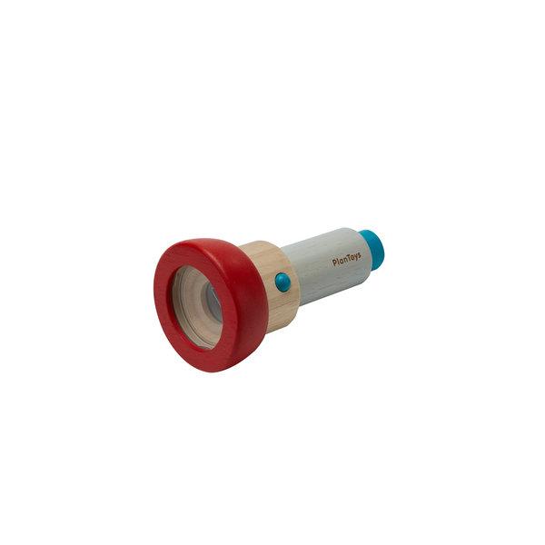 PlanToys Houten caleidoscoop