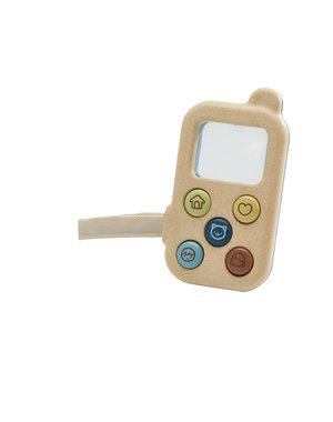 PlanToys Houten mobiele telefoon - Orchard Collectie