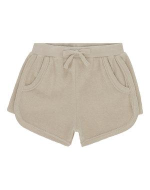 Monsieur Mini Shorts Terry offwhite