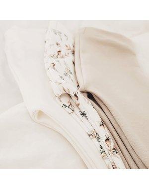 Petite Zigova Legging Organic White